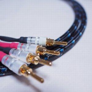 画像1: Q-10 signature Bi-wire 3m pair